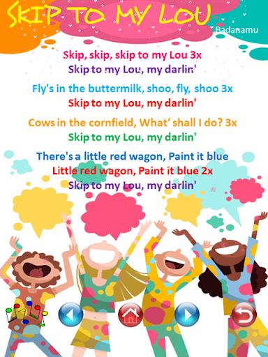 Kids Songs - Best Nursery Rhymes Free App 1.0.0 screenshots 5