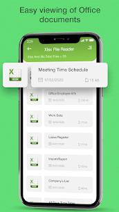Xlsx File Reader – Xlsx file Viewer 3