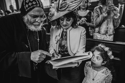 Wedding photographer Pete Farrell (petefarrell). Photo of 12.07.2017