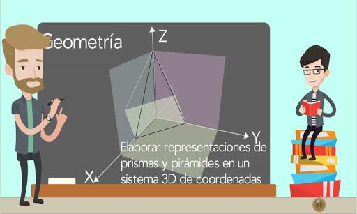 Coordenadas 3D Piru00e1mides 1.0.0 screenshots 5