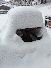 Photo: Just a bit of snow.