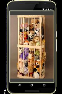 Uspořádejte dětské hračky - náhled