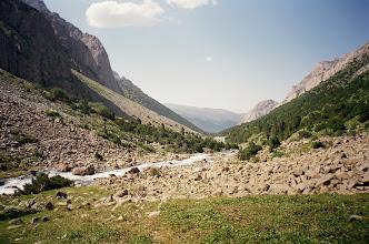 Photo: Kyrgyz-Ata, Karagoy