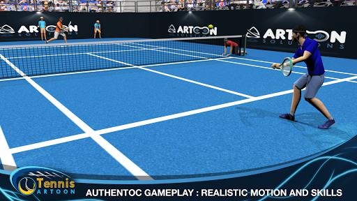 Tennis Multiplayer  {cheat|hack|gameplay|apk mod|resources generator} 3