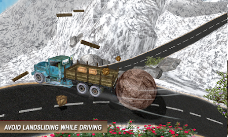 Off Road Truck – Hill Station 1.1 screenshot 1655904