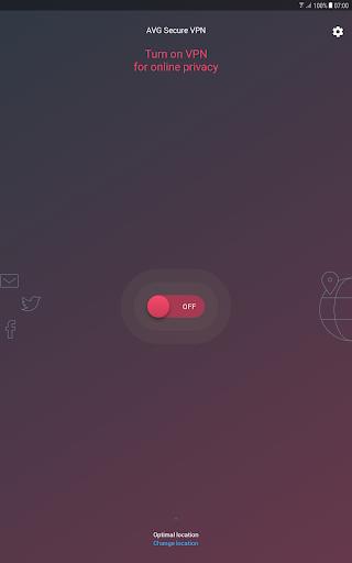 Secure VPN by AVG – Unlimited VPN & Proxy server 1.5.2117 screenshots 10