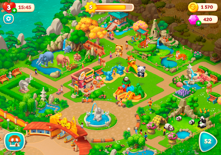 Wildscapes MOD Apk 1.2.5.0 (Free Shopping) 6