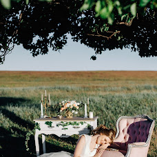Wedding photographer Irina Zakharkina (carol). Photo of 13.07.2017