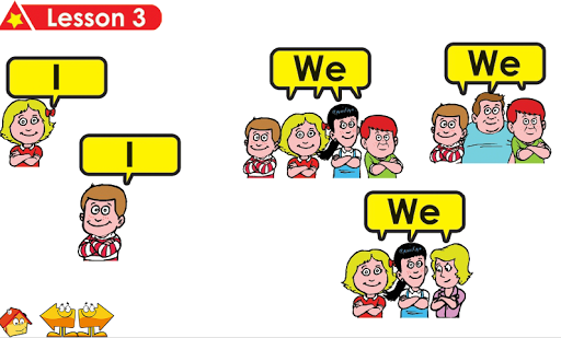 Learn English kindergarten 2