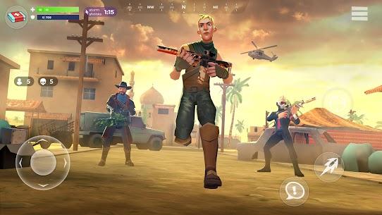 FightNight Battle Royale: FPS Shooter MOD APK + Data File (Unlimited Money) 5