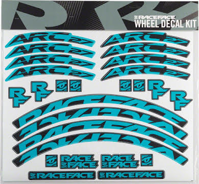RaceFace Decal Kit for Arc 27 Rims alternate image 0