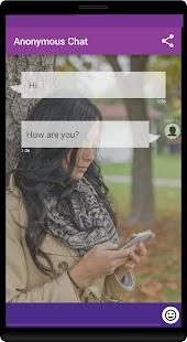 Anonymous Chat- screenshot thumbnail