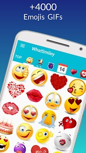 😎 WhatSmiley; Coole smileys, Tolle Bilder, Emojis Screenshot