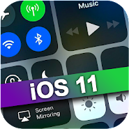 Control Center IOS 11 Pro 12 1 latest apk download for