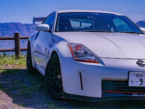 フェアレディZ Z33 version Sのカスタム事例画像 週末洗車部隊@濃厚しらすパンデミックさんの2019年05月23日23:51の投稿