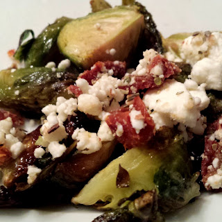 Roasted Brussels Sprouts THM S