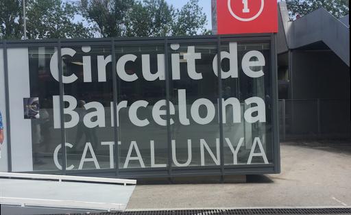 Circuit Barcelone Catalunya Montmélo moto gp