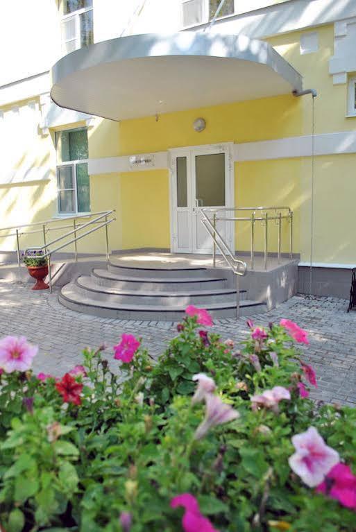 Hotel Named After Semashko