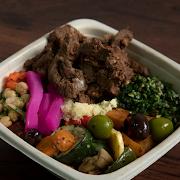 Lamb Shawarma Salad Bowl