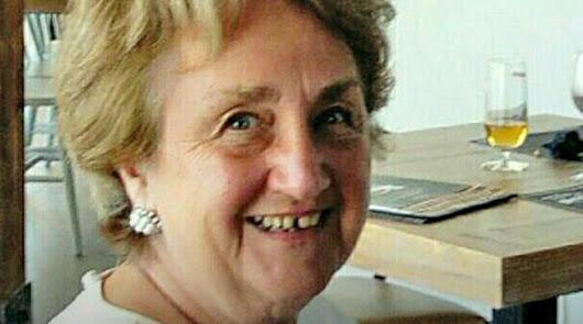Adiós a Helen Kennedy, la inglesa más gallardera