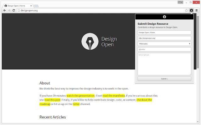 Design Open