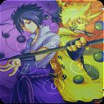 Anime Sasuke Uchiha Lockscreen HD Icon