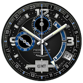 Piermont GMT Blue Black Multi
