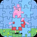Pig puzzle 2020 icon