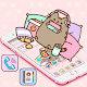 Cuteness Cartoon Pusheen Cat Launcher Theme  Download on Windows