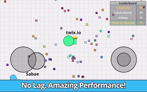 Twix.io - náhled