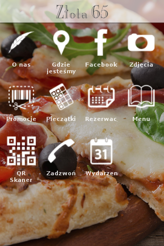 Pizzeria Złota 65