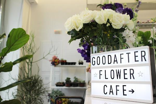 桃園/日青方好 用花包裝的咖啡廳 甜點美味拚第一