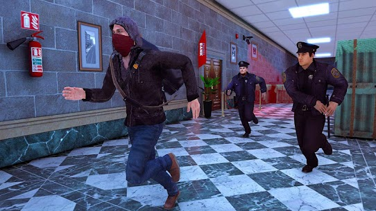 Heist Thief Robbery- Grand Bank Robbery Games 3D 5