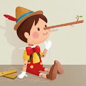 Pinocchio Atom Theme