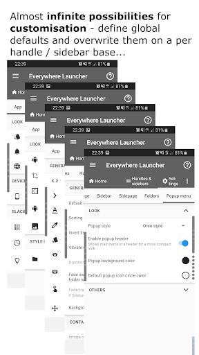 Everywhere Launcher – Sidebar Edge Launcher v1 91 (Pro) APK | ApkMagic