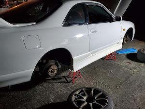 スカイライン ECR33 GTS25tのカスタム事例画像 まつさんの2020年12月05日23:26の投稿