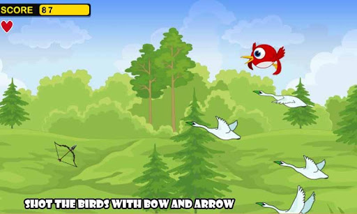 Birds hunting ss2
