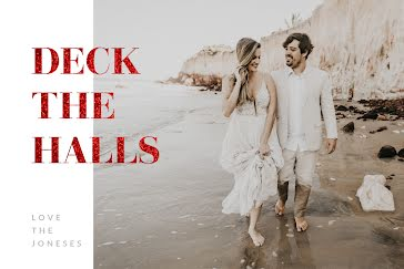 Deck the Halls - Christmas Template