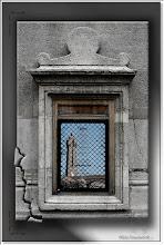 Foto: 2012 12 10 - P 186 E - zum Fenster hinaus