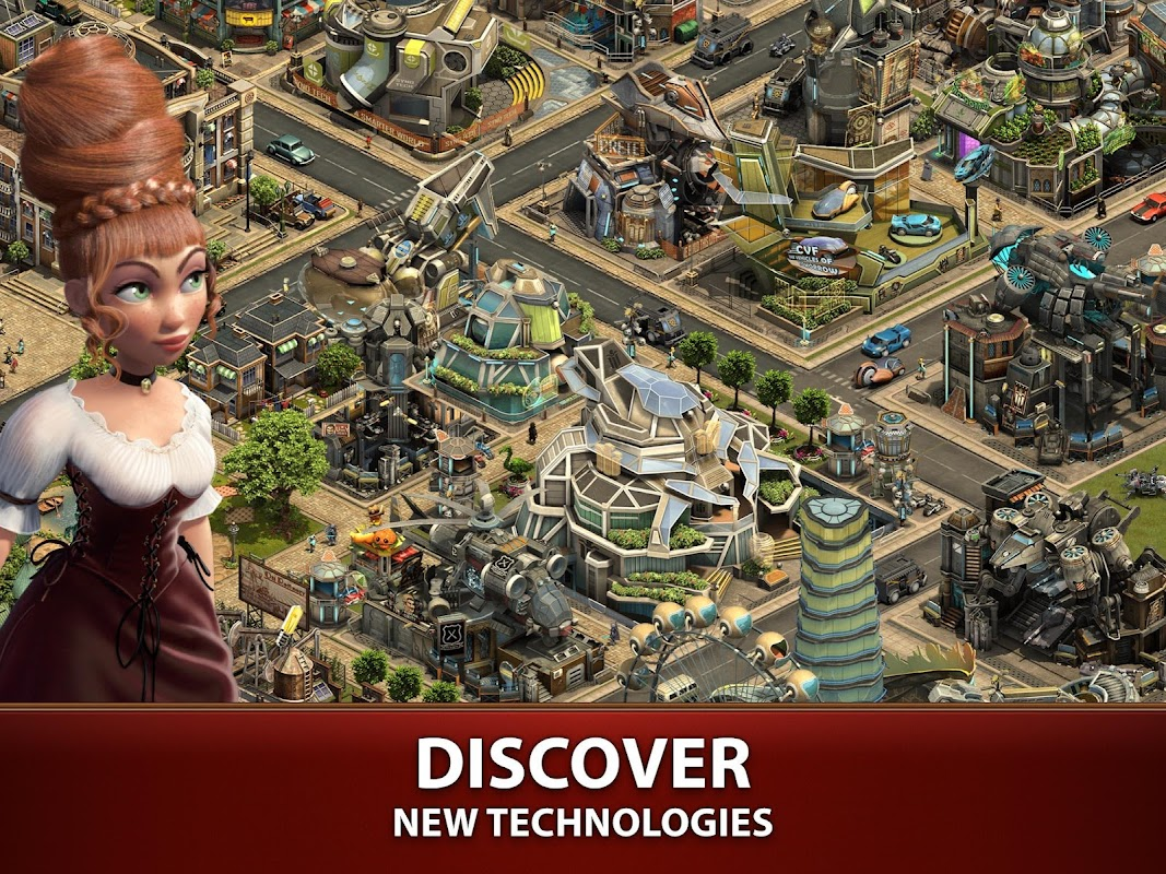 Forge of Empires screenshots