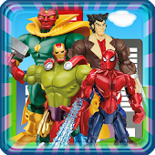 Slide Mashers Hero Game