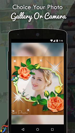 Profile Photo Frame 1.5 screenshots 2