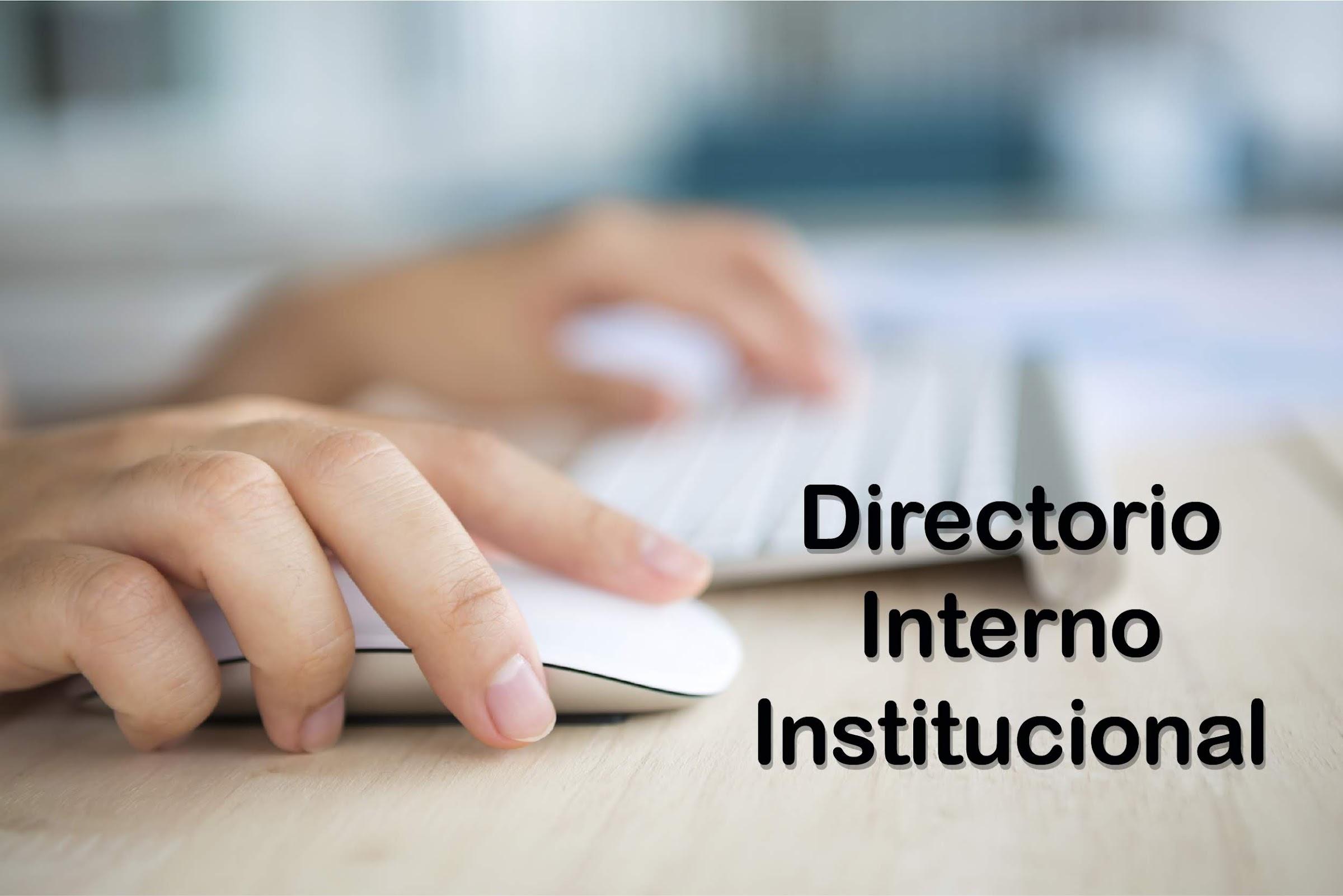 Directorio Institucional