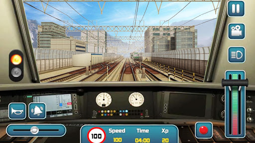 Train Simulator : Train Games ss1