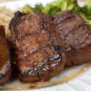 Lamb Chops With Soy Sauce Recipes