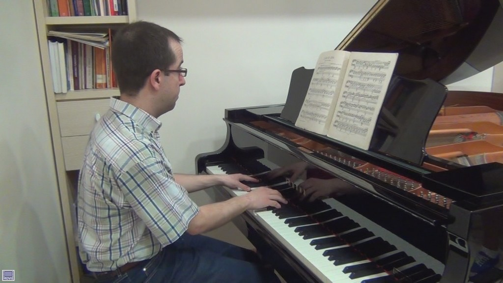 Video: Sonata Claro de Luna_LVBeethoven