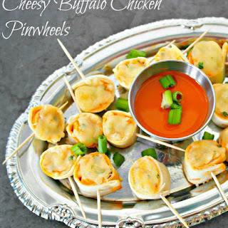 Chicken Pinwheel Appetizers Recipes