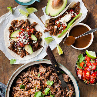 Mexican Shredded Beef (and Tacos).