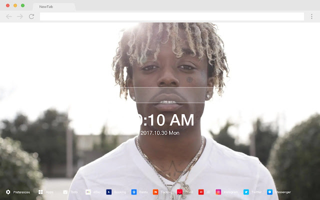 Lil uzi vert HD New Tabs Popular Stars Themes