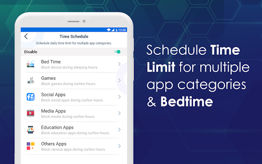 Parental Control : Screen Time & Location Tracker 1.7.9 screenshots 14